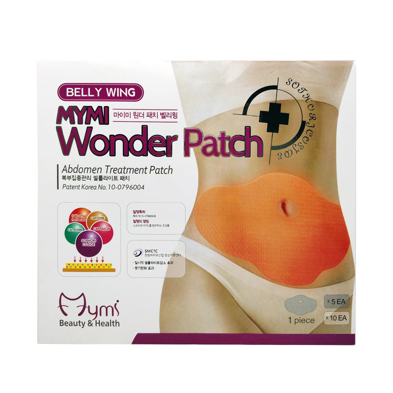 Slimming Mymi Wonder Weight Loss Patches - SexyCurvesNow