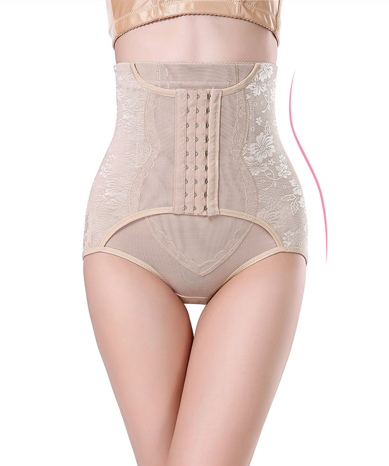 Waist Trainer + Tummy Control Panty and Butt Lifter - 3 in 1 - SexyCurvesNow