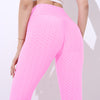 Women Push Up Leggings Sexy High Waist Elastic Knitted Spandex Legging - SexyCurvesNow