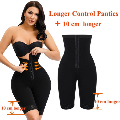High Waist Trainer Body Shapewear with Tummy Control Panties