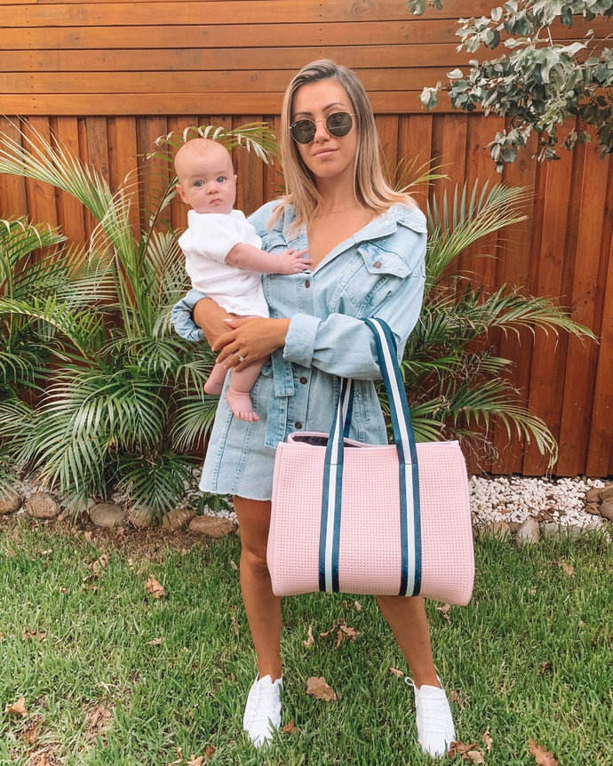 MORE THAN JUST A TOTE BAG; WHY NEOPRENE BAGS MAKE THE PERFECT NAPPY BAG