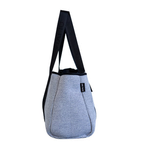 Olivia Jean (Marle Grey) Gym/Beach/Nappy Neoprene Bag