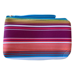 Ayla (Rainbow) Neoprene Purse