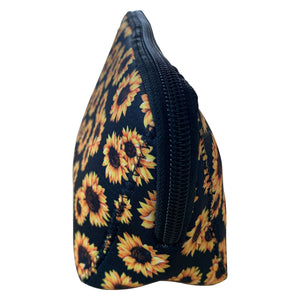Piper (Sunflower) Neoprene Cosmetic Case - neoprenebags