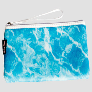 Amalfi Ocean Blue Purse - neoprenebags