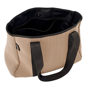 Romy (Marle Grey) Neoprene Crossbody