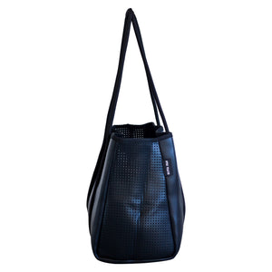 Navy Blue Neoprene Bag