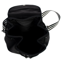 Hudson (Black) Neoprene Backpack - neoprenebags