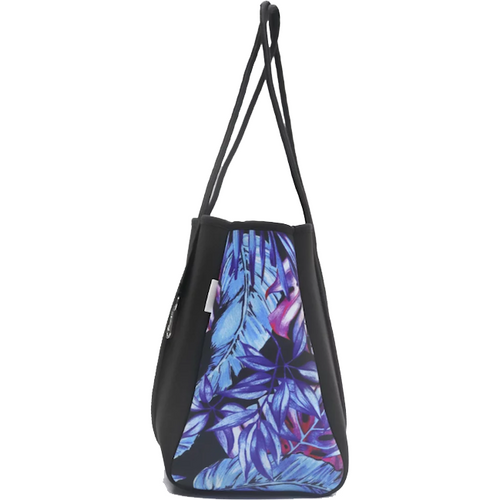 The Coco (Tropical) Neoprene Tote Bag