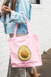 Avocado Tote Bag - neoprenebags