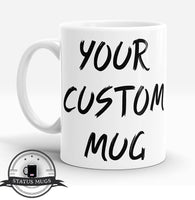 [personalised_mugs]Custom Photo Mug - Status Mugs