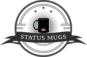 [personalised_mugs]Custom Photo Mug Logo - Status Mugs