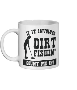 [personalised_mug]Metal Detector Custom 11oz Photo Mug - status mugs
