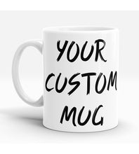 Load image into Gallery viewer, Personalised Mugs Custom Printed Quality Photo Mugs - Status Mugs