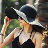 Oversized Floppy Hat
