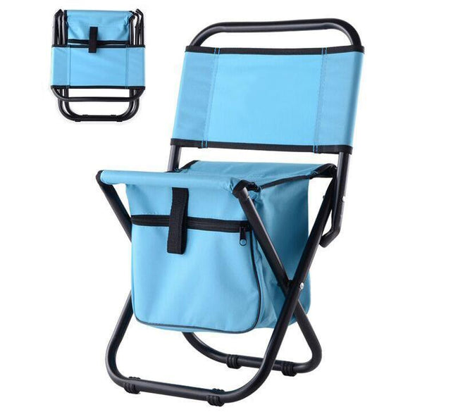 Chair With Built In Cooler