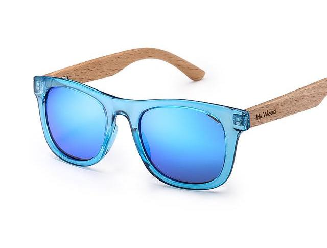 Children's Bamboo Sunglasses