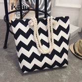 Rope Tote Beach Bag