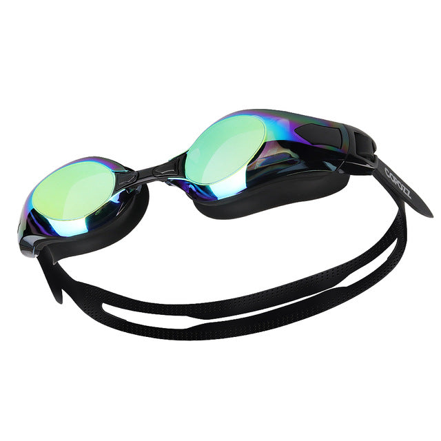 Swimming Goggles - Anti fog UV Protection