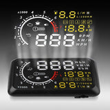 Heads Up Display - HUD - Car Aftermarket - Driving Display 6