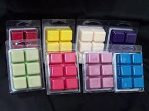 Strong Scented Soy Melt Packs - Fruity Fragrances