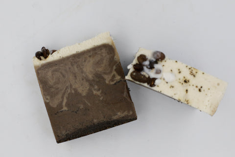 Coffee Exfoliating Premium Soaps