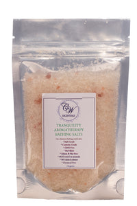 Aromatherapy Tranquility essential oil blend Relaxation Bath Salts