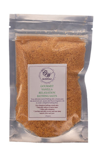 AROMATHERAPY & RELAXATION BATH SALTS (PACK)