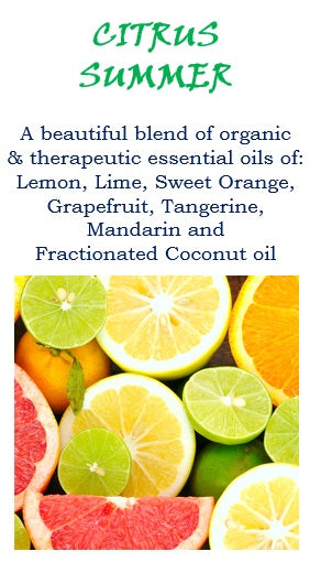 Aromatherapy Essential Oil Blends - 15ml rollon