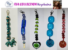 EVA Collection Pendant Keychains
