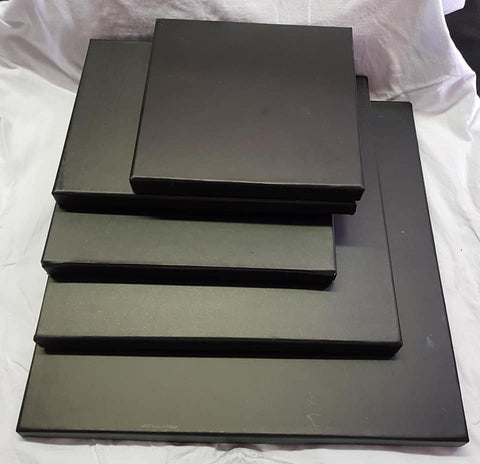 L:imited Edition - Black Giftboxes