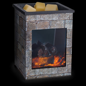 HEARTHSTONE GLASS ILLUMINATION PREMIUM MELT WARMER - LIMITED EDITION