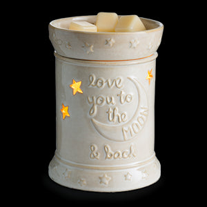 Love you to the Moon Illumination Melt Warmer - Limited Edition