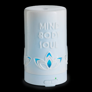 MIND BODY SOUL ULTRASONIC DIFFUSER