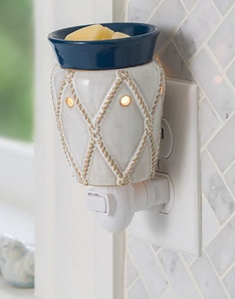 LIMITED EDITION - NAUTICAL PLUGGABLE MELT WARMER