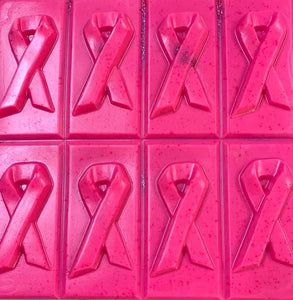 PINK RIBBON CHARITY SOAPS