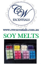 AROMATHERAPY & ESSENTIAL OIL FRAGRANCED - Soy Melt Packs