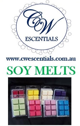 PREMIUM FRAGRANCED - Soy Melt Packs