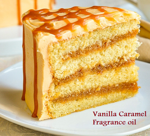 Vanilla Caramel (YC Type) Fragrance oil