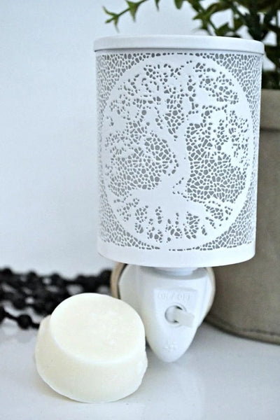 TREE OF LIFE pluggable Electric Melt Warmers