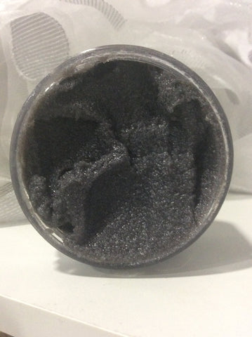 Activated Charcoal & Mediterranean Clay Cleansing Scrub