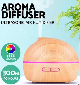 ULTRASONIC DIFFUSER GIFT PACK