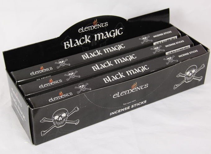 BLACK MAGIC INCENSE STICKS PACK