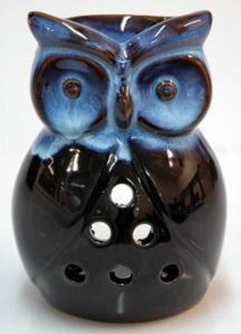 Owl - Tealight candle melt warmers (limited edition)