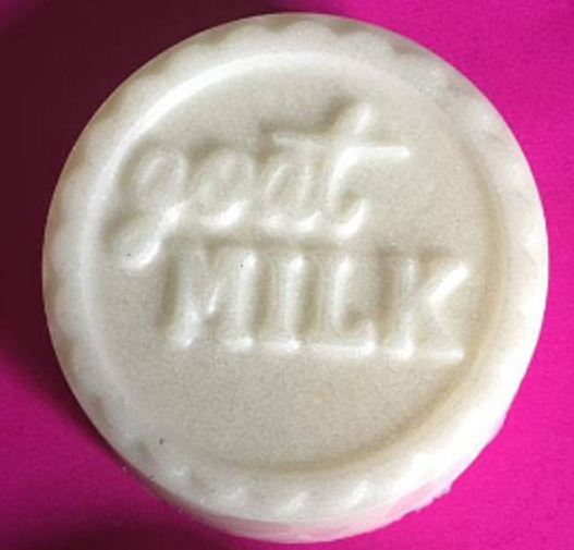 Goats Milk Soaps (uncoloured & unscented)