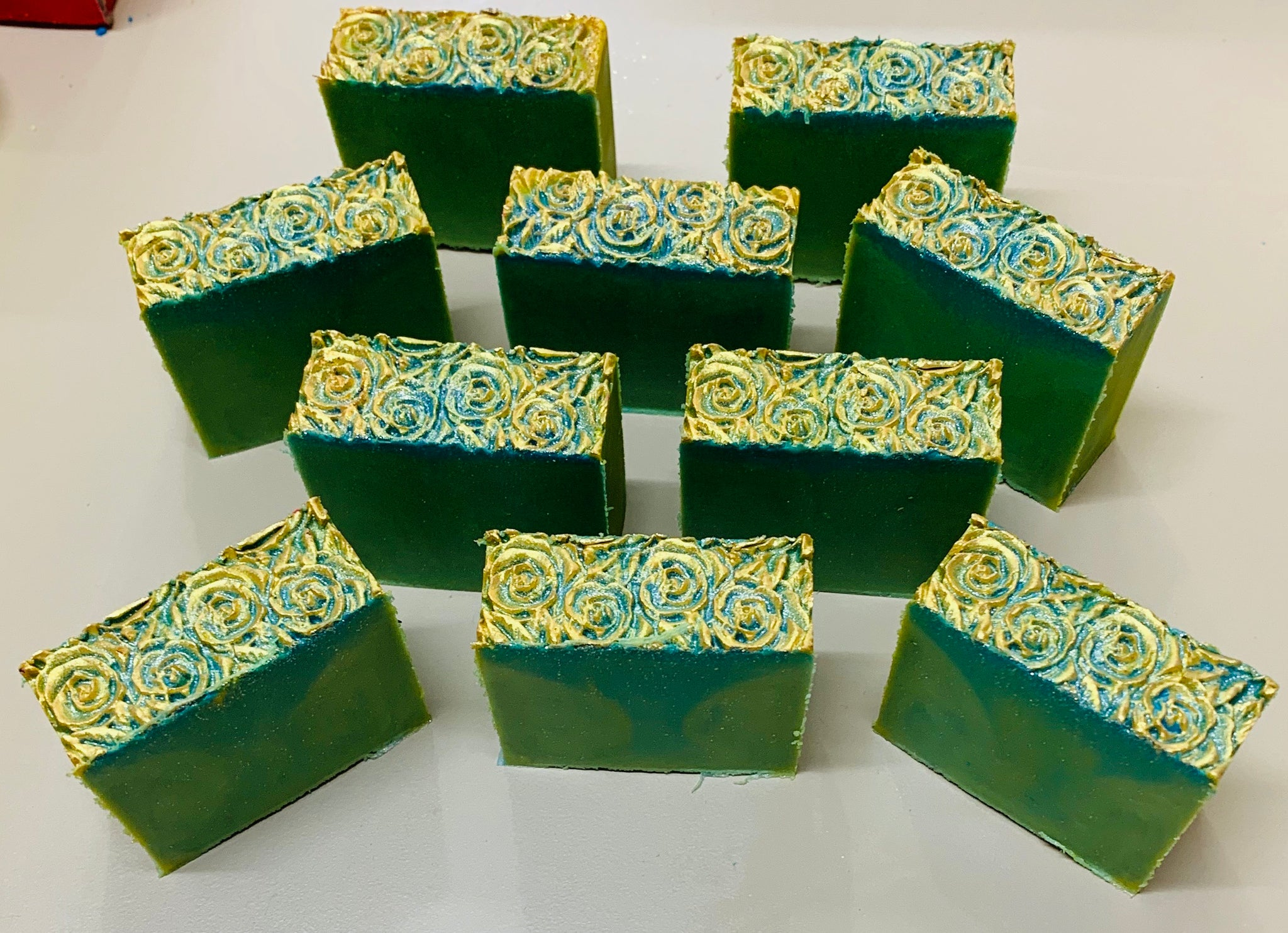 Dolce Vita (Limited Gold Edition) Handcrafted Soaps