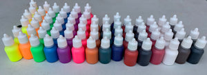 Water Soluable Liquid Pigments