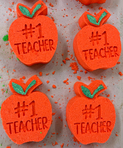 #1 Teacher Bath Bombs