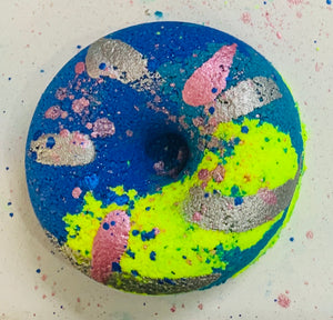 Premium Large Doughnut Bath Bombs
