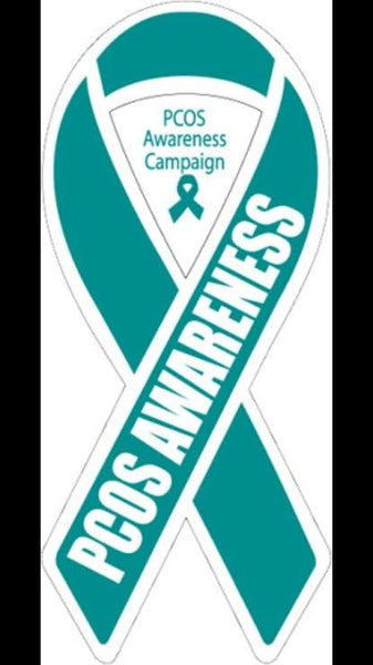 PCOS Awareness Ribbon Soaps - Limited Edition